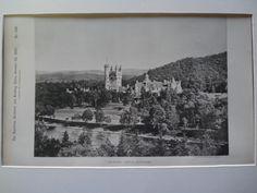 Balmoral Castle , Aberdeenshire, Scotland, UK, 1887, Unknown