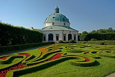 Květná zahrada - Město Kroměříž UNESCO