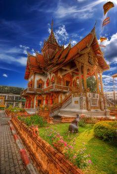 Wat Mahawan @ Chiang Mai (Thailand)