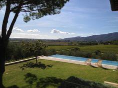 Castelrile - Castiglione Della Pescaia - Maremma  http://www.salogivillas.com/en/villa/castelrile-81AB