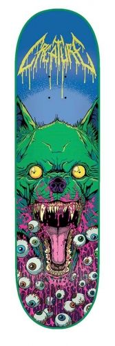 Creature Skateboards Creature LTD Atomic Bummer Wolf Deck 8.8x32.5