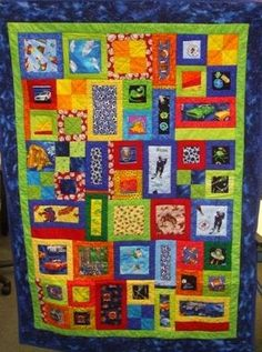 Quilts For Kids is  a volunteer organization that makes quilts for children in hospitals around the country. They need volunteers and donations to help bring comfort to these children.