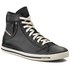 2da34e42b84 Sneakersy DIESEL - Exposure I Y00023 PR052 T8013 Black Furla