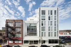 Richard Meier's Revolutionary New Project Aims to Give Newark a Boost