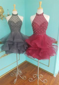 homecoming dress, 2017 short homecoming dress prom dress, short grey homecoming dress, short red homecoming dress, party dress