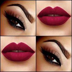 Eye / Lip Makeup Inspo
