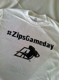 #ZipsGameday Photo Akron Football vs. Bowling Green State University #Homecoming