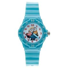 Kids Despicable Me Watch @ niftywarehouse.com #NiftyWarehouse #DespicableMe #Movie #Minions #Movies #Minion #Animated #Kids