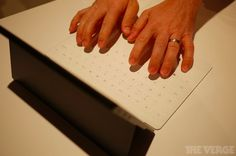 Gallery: Microsoft Surface hands on photos | The Verge