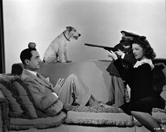 Myrna Loy and William Powell 1941