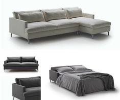 Dave, sofa and sofa bed by Milano Bedding. News Sofa Beds, Couch, Ski Chalet, Sofas, Bedding, Collections, Bedroom, News, Interior