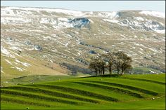 Shameless self-promotion!  Mallerstang Valley by ciaobrian, via Flickr