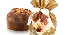 Panettone with whole meal flower honey and candied fruits (1kg) // #singapore #christmas #italy #xmas #delicious #gift #confectionery #traditional #authentic #artisan
