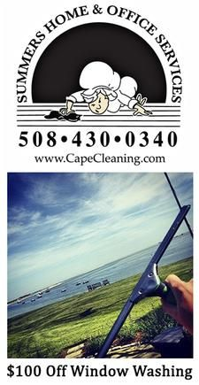 100 Off Window Cleaning With Summers Home And Office Services In South Chatham In 2020 Washing Windows Chatham Daily Gift