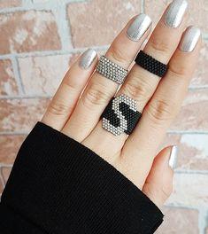 #miyukiyüzük  . . Bilgi ve sipariş için dm . . #motif #miyuki #miyukibileklik #miyukibracelet #miyukibread #taki #takı #aksesuar #aksesoris #kombin #moda #tarz #bileklik #jewellery #jewelry #hasır #peyote #peyotebracelet #peyotestitch #elyapımı #doğaltaş #elemeği #boncuk #picoftheday #denizkabuğu