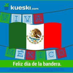 ¡Hoy celebramos uno de los símbolos más importantes de nuestra identidad como Mexicanos! #DíaDeLaBandera