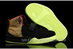 half off 38eb8 ce50a Nike Air Yeezy 2 Kids Shoes Black Gold Custom By PMK Online CrdEC, Price    69.00