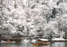 京の冬 (Winter, Kyoto)