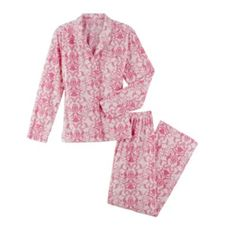 button down front pajamas (needed for post mastectomy)