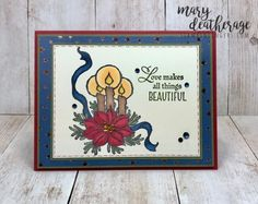 Stampin' Up! God's Peace is Brightly Gleaming! Christmas 2019, Christmas Crafts, Some Cards, Color Card, Stampin Up Cards, Free Design, Stamps, Catalog, Card Making