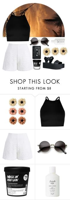 """""""~ What a beautiful day ~"""" by lovelylisaaa ❤ liked on Polyvore featuring mae, Boohoo, Chicwish, ZeroUV and Fresh"""