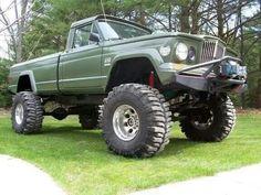 Jeep truck 4X4