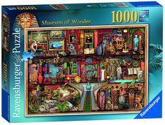 Amazon.com: Ravensburger Museum Of Wonder 1000pc Jigsaw Puzzle: Toys & Games