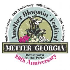 """The """"Another Bloomin' Festival"""" is returning to Metter, Georgia on March Festivals In Georgia, Georgia On My Mind, Places Of Interest, 20th Anniversary, Southern, March, Homes, Events, Adventure"""