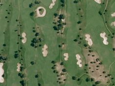 19 Breathtaking Patterns Found on Earth's Surface, Using Google | Quinta da Ria Golf Course, Algarve, Portugal.  Google Earth  | WIRED.com