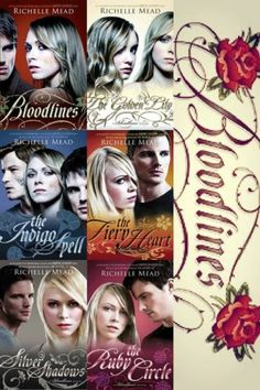 Goodreads | The Ruby Circle (Bloodlines, #6) by Richelle Mead — Reviews, Discussion, Bookclubs, Lists