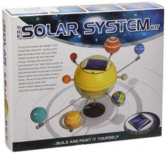 Kit Juguete Educativo Sistema Solar – Cebekit | Mundoikos #juguetes Solar Energy, Solar Power, Solar Paint, Solar System Kit, Sistema Solar, Science For Kids, Mini, Educational Toys, Paint Colors