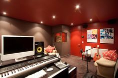 my goal - to make a home recording studio...this will happen one day!