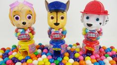 Paw Patrol Toys Gumball Machine Bank Candy Learn Colors in Best Kid Learning Video for Toddlers Baby.  This is an educational learning video with toys that can help with eye-hand coordination fine motor skills and learning English as a second language (ESL).  Subscribe here to never miss a video: https://www.youtube.com/channel/UCsRW8ikkc-uISUXtNKBfFcw?sub_confirmation=1  - Watch my last video: https://youtu.be/_NzKB6TCbRA  Sparkle Spice is a channel where we make learning videos for…