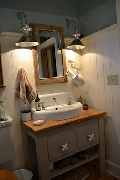 Amazing heritage styled bathroom oozing with charm by The 1829 Farmhouse