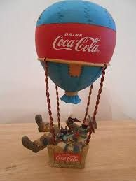 Image result for emmett kelly jr coca cola figurines