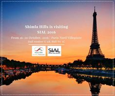 SIAL 2016,d world's largest food innovation exhibition,is 1 such platform that inspires food businesses around the globe. Shimla Hills, one of d trusted name in d agro-products industry, is participating in SIAL Paris & will be showcasing its wide range of products. MEET US AT SIAL PARIS ON 16-20 OCTOBER 2016! Stall number G 158, Hall No. 5C (Beverage Section)Venue: Parc des Expositions de Paris-Nord Villepinte 82 Avenue des Nations 93420 Villepinte France To get free…