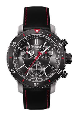 The Tissot PRS 200 presents a sophisticated and classy exterior while bearing traits such as Precision, Robustness and Sportiness in addition to being water-resistant up to a pressure of 20 bar (200 m / 660 ft), which inspired its name. It is the flagship of affordable elegance, promising to attract lots of welcome attention. Complementing its reliable, high-tech operation are looks to thrill. Many of its design features are diving inspired, including the safety-conscious unidirectional ...