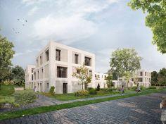 wohnbebauung gartenstadt falkenberg berlin 3