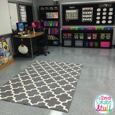 2nd Grade Stuff: 2015-2016 Classroom Reveal