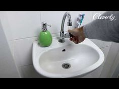 How To Clear/Unclog a Blocked Drain Without Harsh Chemicals Diy Cleaning Products, Cleaning Hacks, Sugar Dispenser, Filter, Drain Cleaner, Try It Free, Sink, Camping, Fitness