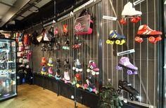 Nomadeshop - Le magasin Roller et Trotinette Freestyle à Paris Bastille