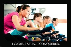 inspirational fitness poster SPIN CLASS motivational QUOTE sporty 24X36 Brand New. 24x36 inches. Will ship in a tube. - Multiple item purchases are combined the next day and get a discount for domesti