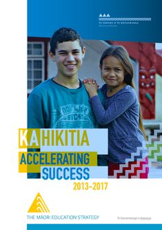 Kahikitia - vital document to refer to when working with Maori families.