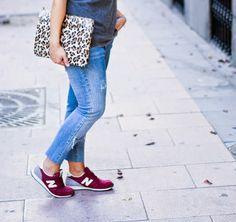 La Chimenea de las Hadas | Blog de Moda y Lifestyle | Buscando el lado bonito de las cosas: New Balance Granates