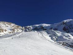 """Perfekte Pisten im Skigebiet Saas-Grund, diese Abfahrt ist mehr als """"Adrenalin"""" es ist wie """"Fliegen""""!"""