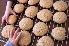 Biscuits avoine et érable wooloo