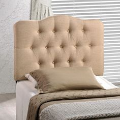 Found it at Wayfair - Alleyton Upholstered Headboard