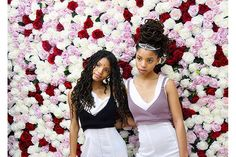 11 Times Chloe and Halle Were Hair Goals   Allure.com