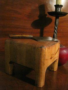 miniature chopping block