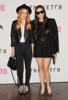 Demi Moore and Daughter Rumer Willis Look Identical in New Instagram Photo — See the Pic!